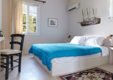 1st room of Luxury Villa Irini at Porto Heli
