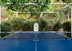 Ping Pong of Luxury Villa Irini at Porto Heli