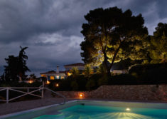Night at Luxury Villa Irini at Porto Heli