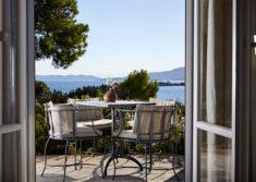 Villa Irini Sea View Balcony